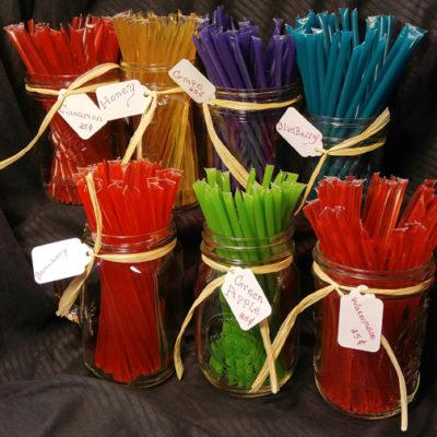 honey-straws